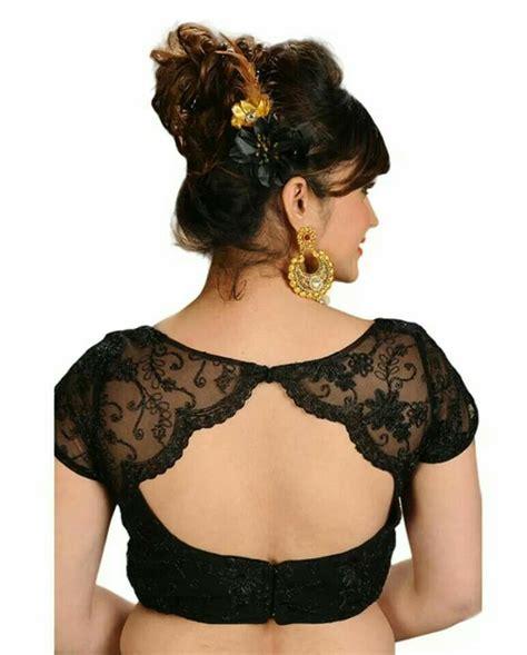 design blouse best latest sheer net lace blouse designs for women