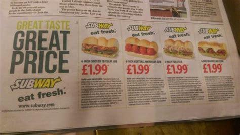 printable subway coupons uk subway coupons uk cyber monday deals on sleeping bags