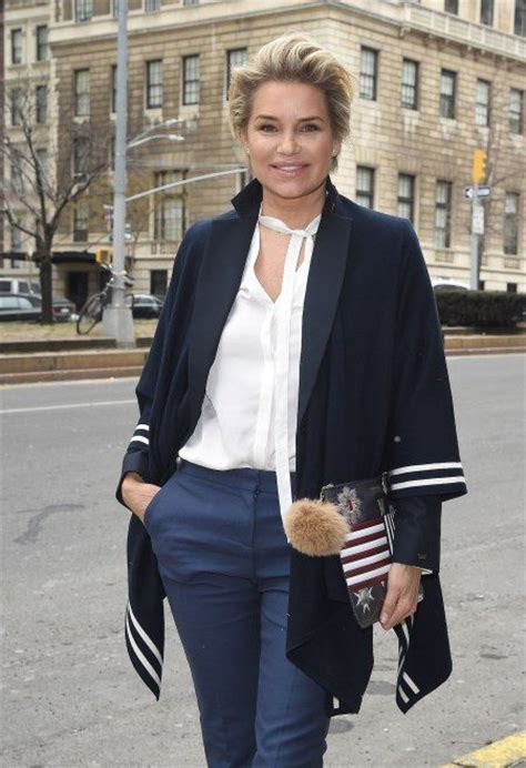 yolanda house wife hair cut 98 best images about yolanda foster style on pinterest