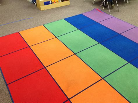 Classroom Rugs by Kindergarten Cookies And Classrooms