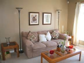 Small Living Room Paint Color Ideas Pics Photos Small Living Room With Neutral Wall Paint