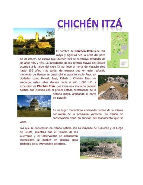 imagenes mayas con sus nombres ciudades mayas precolombinas