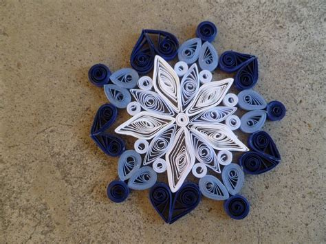 paper snowflake flower tutorial always springtime flowers ombre snowflake and basic