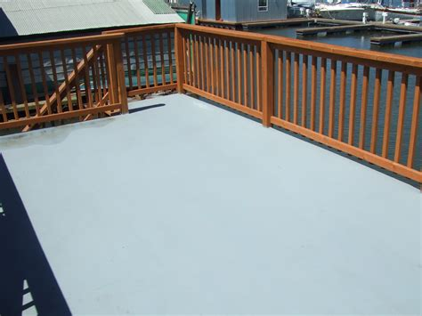 Plastic Coating For Wood Decks by Rubber Deck Coating Products Home Design Ideas