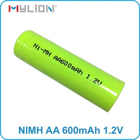 aa 1 2 v 600mah nimh rechargeable solar light batteries rechargeable nimh 1 2v 1500mah aa battery aa 1 2v