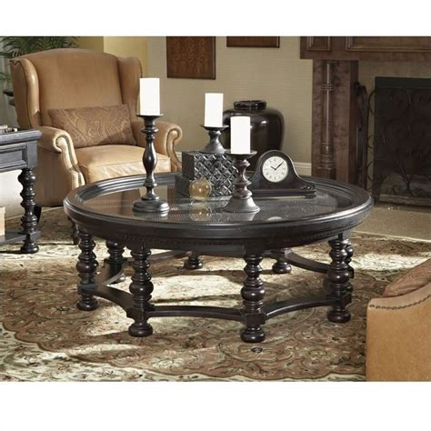 bahama tables furniture bahama home kingstown plantation cocktail table in