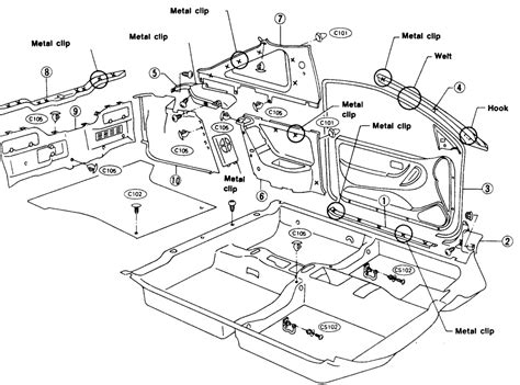 service manuals schematics 1991 nissan sentra seat position control 1992 nissan sentra air conditioning diagram imageresizertool com