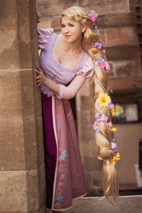 rapunzel tutorial wig rapunzel with the best intentions by echoing artemis on