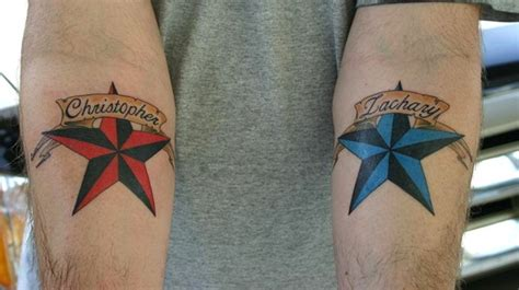 small nautical star tattoos some facts about school sailor nautical tattoos