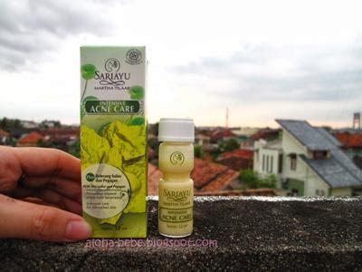 Masker Sariayu Sachet rangkaian produk antierawat dari sariayu skincare