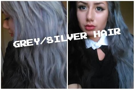 wella color charm 050 how to grey silver hair with wella color charm 050