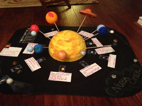 space craft projects solar system project ideas page 2 pics about space