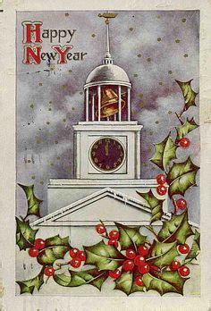 images  vintage  year images  pinterest happy  year  year card