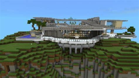stark mansion stark mansion creation minecraft pocket edition