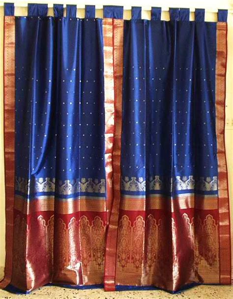 curtains in india sari curtains sari fabric curtains indian saree curtains