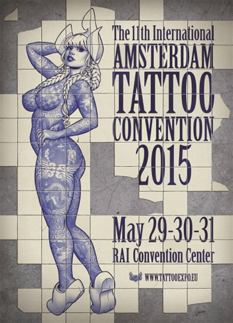 tattoo convention in ta attending amsterdam tattoo convention 2015 sanctus deus