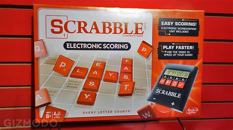 scrabble electronic scrabble s new electronic score tracker will save