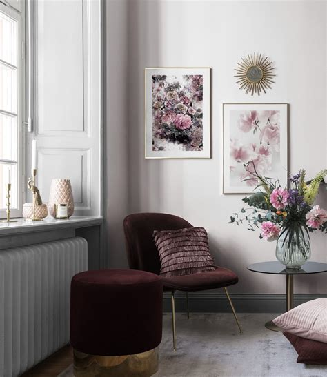 Posters For Living Room - picture wall inspiration for living room posters desenio