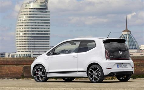 volkswagen gti 2017 2017 volkswagen up gti officially unveiled performancedrive