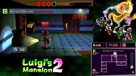 ilusiones opticas luigi mansion 2 luigi s mansion 2 multiplayer torre del caos youtube