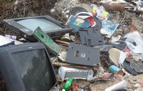 zimbabwes growing electronic waste   real danger