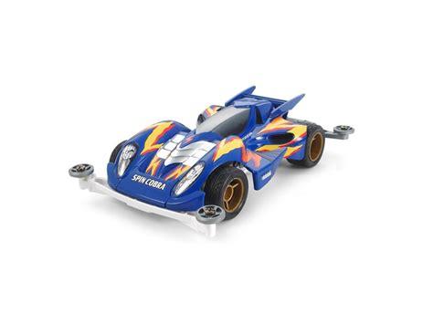 Tamiya Spin Cobra Premium by Tamiya Mini 4wd Fully Cowled Series Spin Cobra Premium