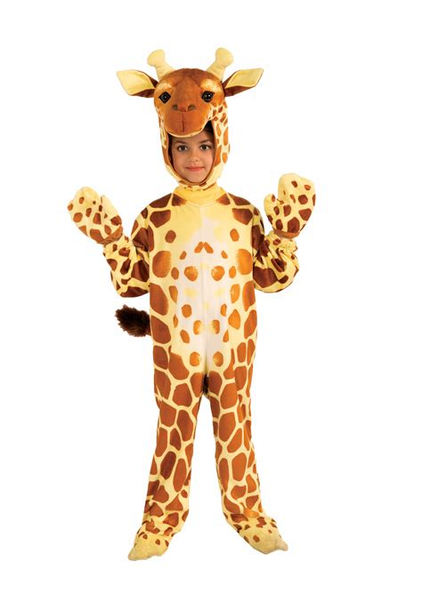 giraffe costume child plush giraffe costume