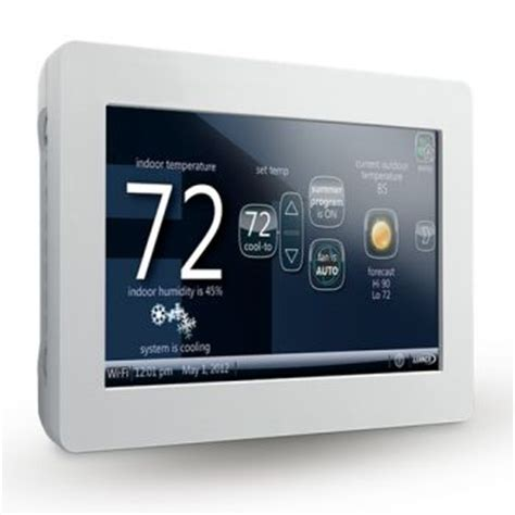 Lennox I Comfort by Lennox Icomfort Wi Fi Review 2017 Wifi Thermostat