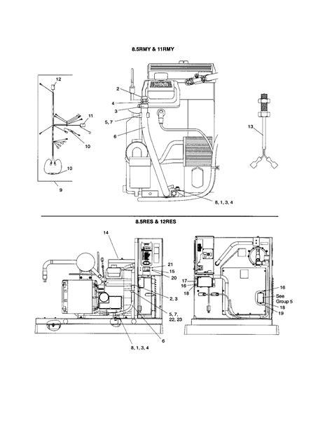 kohler generator engine diagram kohler free engine image