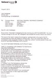 Insurance Claim Letter For Flood Damage Insurance Letter Free Printable Documents