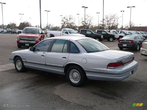 ford opal 1994 opal frost metallic ford crown victoria lx 20910115