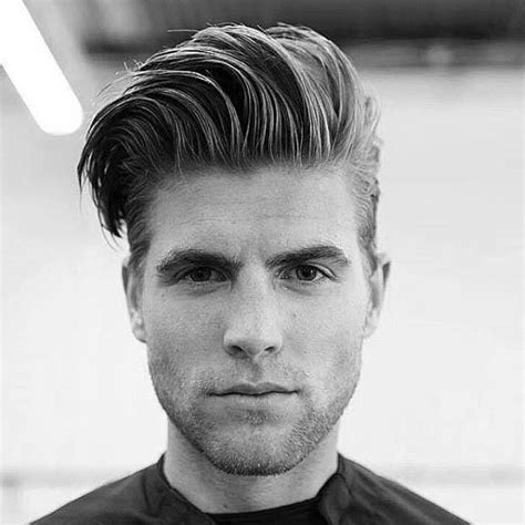 Hairstyles For Guys With Medium Hair Length by 60 S Medium Wavy Hairstyles Manly Cuts With Character