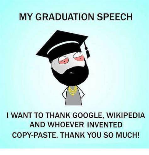 Thank You Letter Copy And Paste my graduation speech i want to thank and