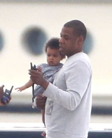 jay z looks just like this baby the huffington post tfi men photo of jay z and baby ivy blue she looks like him