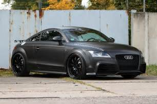 avus performance tunes the audi tt rs to 460hp