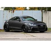 AVUS PERFORMANCE Tunes The Audi TT RS To 460HP  Dubbed