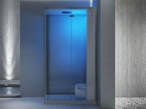 Corner Steam Shower by Corner Multifunction Steam Shower Cabin Cloud 120 By