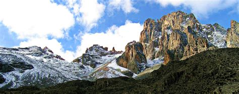 Guided Climbs & Exploratory Treks For Mount Kenya By