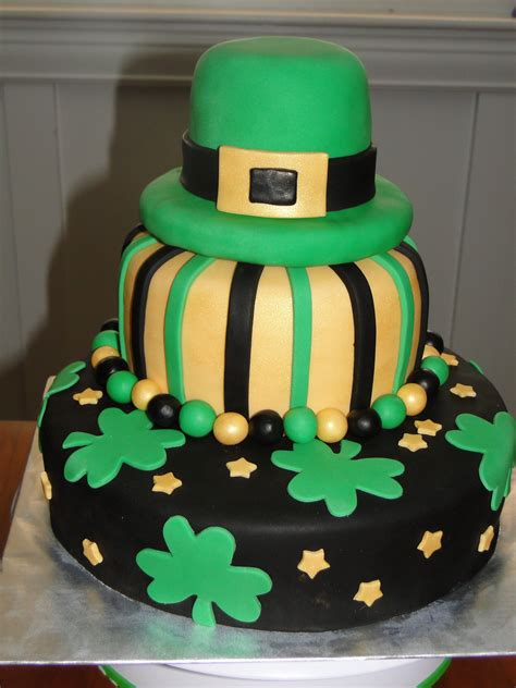 Irish Cake | irish birthday cake party on wayne pinterest