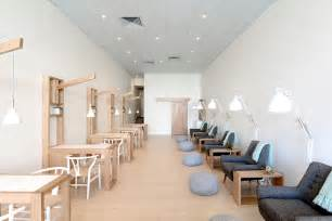 nail spa interior design lui a toxic free nail salon in melbourne australia