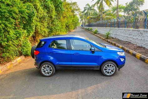 New Ford 2018 Ecosport by 2018 Ford Ecosport Facelift Automatic Review Drive
