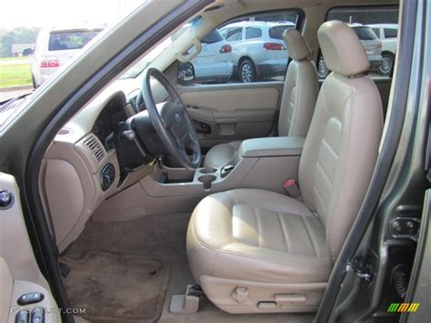 2002 Ford Explorer Interior by Medium Parchment Interior 2002 Ford Explorer Xlt Photo