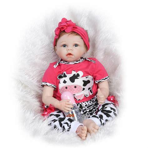 design reborn baby doll ᐊ22inch novelty bebe reborn reborn de silicone barato