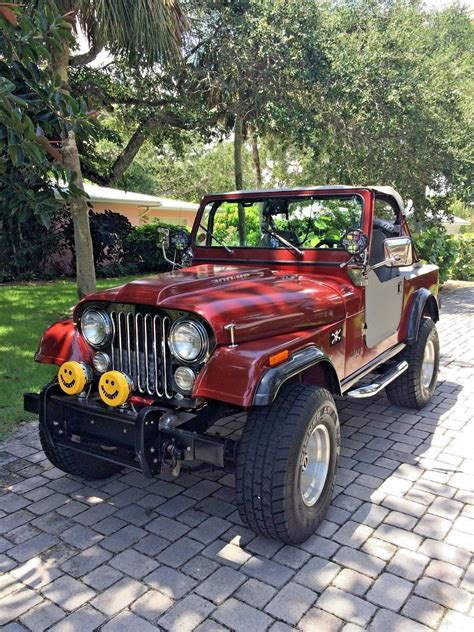 Jeep Update Resto Update 1980 Jeep For Sale
