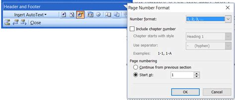 delete header section remove page numbers in microsoft word