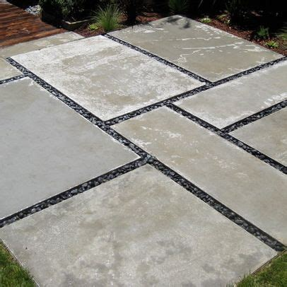 Natursteine F R Terrasse 816 by Large Concrete Pavers Design Ideas Pictures Remodel And