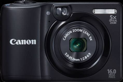canon powershot a1300: digital photography review