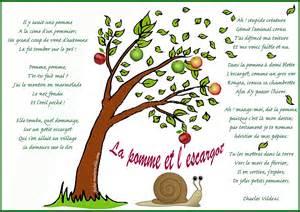 la pomme et lescargot vildrac