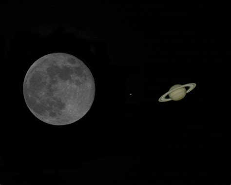 saturn opposite moon moon chasing saturn chasing moon