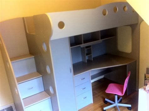 jysk nika loft bed assembled  vancouver ikea furniture assembly pinterest